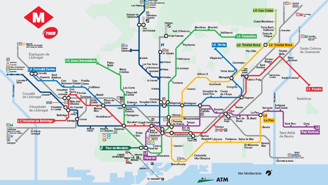 Bcn Metro