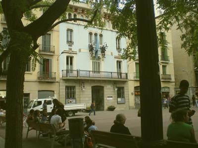 Plaça Rius i Taulet