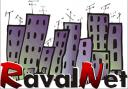 Logotip Ravalnet 3